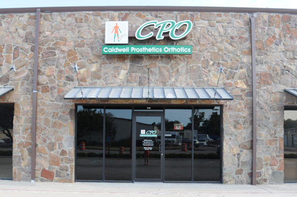 Sign – Storefront Sign of CPO